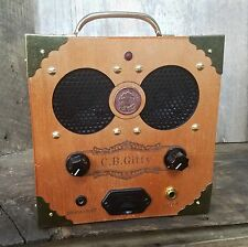 """The """"Copper Cent"""" Cigar Box Amplifier: Vintage Coin, Classic Look, Awesome Sound"""
