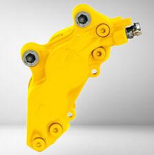 RAID HP Bremssattel Lack GELB glänzend mit Zubehör 6 tlg. Profi Set 2K 350002