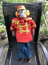Pelham Puppet Ventriloquist Dummy Customised Puppet Monkey With Box