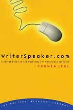 WriterSpeaker.com: Internet Research and Marketing