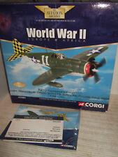 Corgi aviation AA33804 Capt H Greens P-47D Thunderbolt 11 Italy  in 1:72 Scale