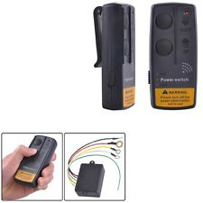 12V Wireless Winch Remote Control Kit Handset For Car ATV SUV UTV Universal