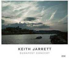 Keith Jarrett - Budapest Concert (NEW 2CD) PREORDER 30/10/20