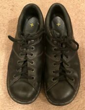 """Dr """"Doc"""" Martens 11532 Black 5-Eye Chunky Oxford Lace Up Shoes"""