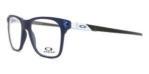 New Authentic OAKLEY OX8152-0355 APPARITION Satin Denim 55/18/136 Eyeglasses