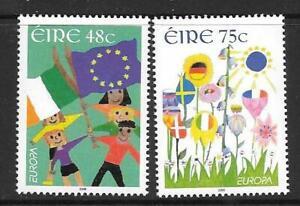 IRELAND SG1782/3 2006 EUROPA MNH