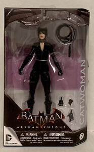 Batman Arkham Knight Catwoman DC Collectibles Direct Series #7 Figure MOC MIBMIB