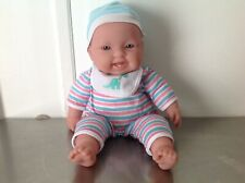"Berenguer Baby Doll 14"" adorable with clothes"