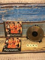 WCW Nitro Sony PS1 Playstation RARE Collectable condition game Completed