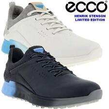 Ecco Golf Mens S-Three Henrik Stenson Edition Gore-Tex Waterproof Golf Shoes