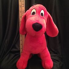"Clifford The Big Red Dog Kohls Cares Kids Large Stuffed Plush Animal 14"" Tall"