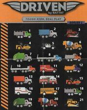 Driven Pocket Series 1 Mini Trucks - Unique & Garage/Tracks - See List - Rare!