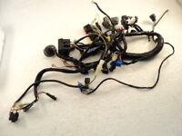 Kawasaki Vulcan VN900 VN 900 #7554 Electrical Wiring Harness / Loom & Fuse Box