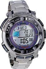Casio Protrek Grey Titanium Sport Watch.