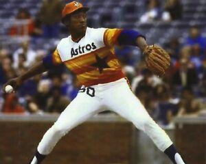 JR Richard--Houston Astros--Glossy 8x10 Color Photo