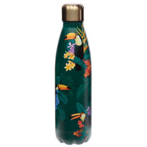 Toucan Party Stainless Steel Insulated hot cold Drink water sports Bottle