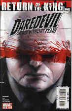 Daredevil #116 / Return Of The King / Brubaker / Marvel Comics / 2009