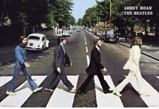 More details for the beatles abbey road maxi poster by gb eye lp0597