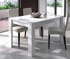 13 Casa Arredo Polloc Tavolo di Melamina (140x90x78cm) - Bianco
