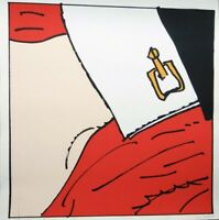 "Hugo Pratt - Serigrafia 2 originale firmata accompagnata dal libro ""Hugo Pratt"""