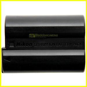 Batteria Nikon EN-EL15 per fotocamere D800 D750 D600 D610 D7200 D7100 D7000 ecc.