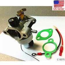 Carburetor Carb Kit Fits Kohler 12 853 92-S 12 853 92 John Deere 12.5 HP Engines