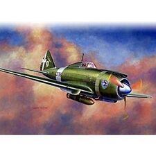 Italeri 2670. maqueta de avioneta Re.2002 Ariete. escala 1/48