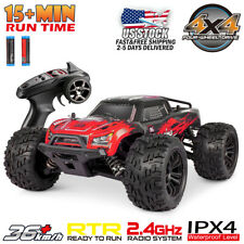 Hosim 1/16 RC Monster Truck 4WD 2.4Ghz High Speed Off-road RTR RC Car Vehicle