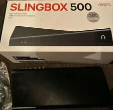 SLINGBOX SB500 Digital HD Media Streamer