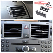 Front Air Conditioner Vent Tab Clip Paddle For Benz W204 C260 C300 GLK200 GLK300