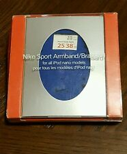 Nike Washable Mens Womens Blue Sport Armband Fits all Apple Ipod Nano