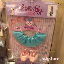 SHDR Costume Stella Lou rabbit Cloth Shanghai Disney Disneyland Park