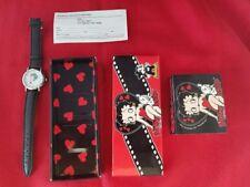 1993 Betty Boop Watch Vintage Brand New In Box