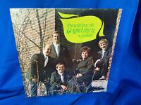 The Gospelmen Sealed LP Private Southern Gospel Nashville, Brown County, Indiana