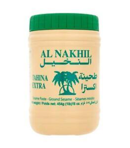 Al Nakhil Tahina / Tahini Sesame Paste, 454g