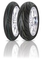 Kawasaki ER-6 f 2009-10 Avon 3D Storm X-M Front Tyre (120/70 ZR17) 58W