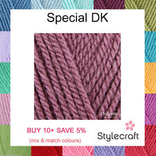 Stylecraft Special DK 100g- Various Colours Spring Green