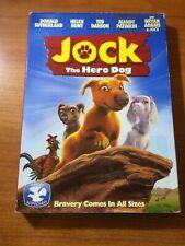 Jock The Hero Dog (DVD) Donald Sutherland, Ted Danson, Helen Hunt...pm42