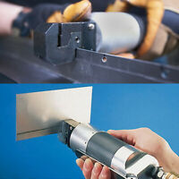 Air Punch Flange Tool Pneumatic Puncher Crimper Hole Plier Punching Flanging @