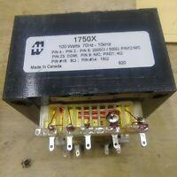 Marshall JCM 900 2000 DSL100 TSL100 100w OUTPUT TRANSFORMER Hammond 1750X Rare