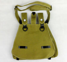 WWII German Breadbag Bread Bag Strap Pouch Pocket Canvas-D497
