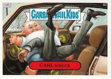 GARBAGE PAIL KIDS ANS 7 BONUS CARD B2 CARL WRECK 1ST PRINT VARIATION ULTRA RARE