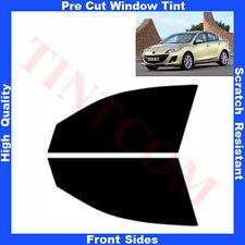 Pre Cut Window Tint Mazda 3  4 Doors Saloon 2010-2013 Front Sides Any Shade