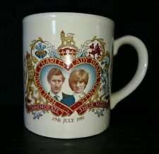 Grindley Royal Wedding Prince Charles and Lady Diana Spencer Wedding Cup