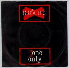 "THE SCABS - The One & Only - belgish 7"" - 1984"