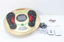 EMS Foot Circulation Device Foot and Leg Circulation Massager Stimulator