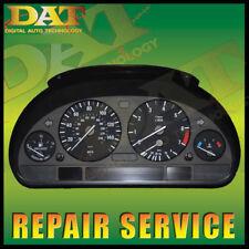 BMW E39 E38 E53 instrument cluster pixel repair service