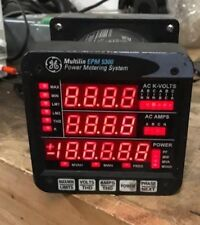 MULTILIN EPM 5300 INDUSTRIES  METER MODULE W/ DSP3-120-D2