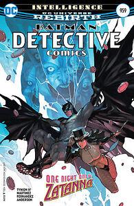 DETECTIVE COMICS #959 6/28/17
