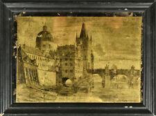 Peintures et émaux du XIXe siècle et avant encadrés pour Réalisme